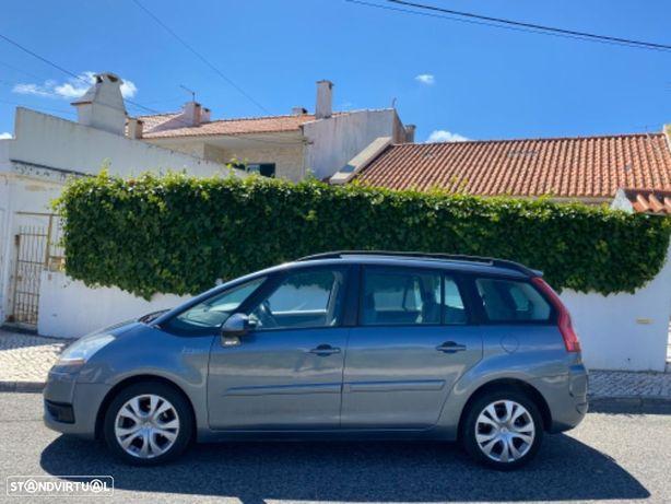 Citroën C4 Grand Picasso 1.6 HDi Exclusive