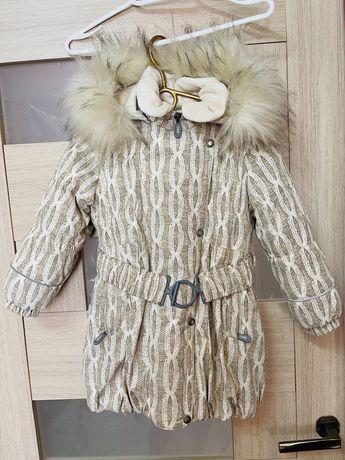 Курточка зимняя LENNE 104 (+6)