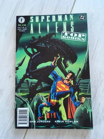 Superman Vs Aliens
