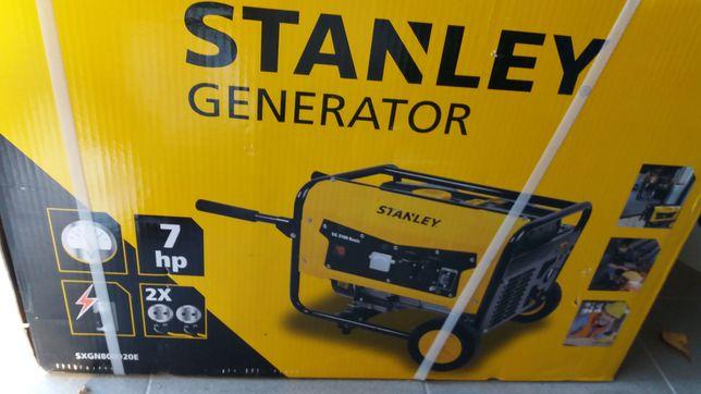 spalinowy generator prądu
