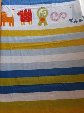 Capa Edredao Criança Riscas 150x200cm