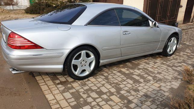 Mercedes cl 500 w215