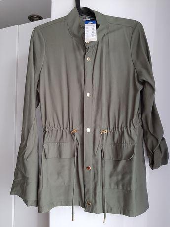 Koszula/narzutka nowa S kolor khaki