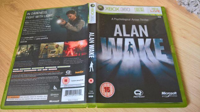 Alan Wake - gra na XBOX 360 (wersja pudełkowa)