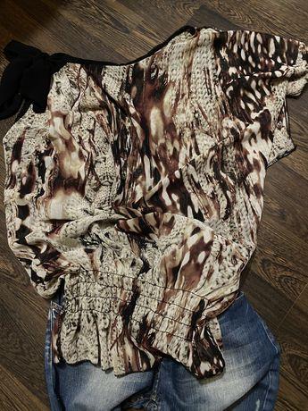 вечерняя одежда бренд блуза