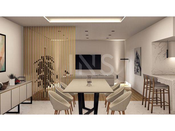 Apartamento T3 para venda no condomínio privado Páteo Mon...