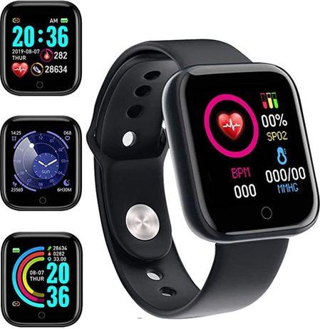 Smart watch Relógio inteligente de 1,3 polegadas para homem, mulher,