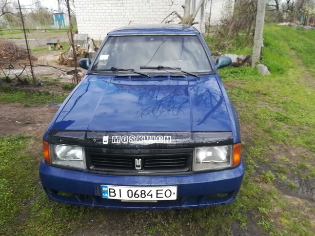 Москвич 2141 1990г