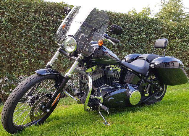 Harley Davidson softail fxs blackline 1.7
