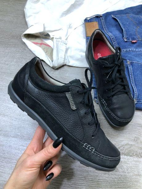 Качественные мягкие кроссовки Ecco