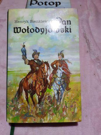 Książka Pan Wołodyjowski Henryk Sienkiewicz