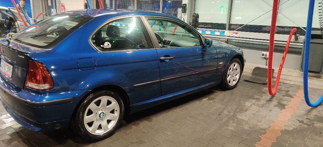 BMW E46 316ti Compact 1.8 Benzyna + Gaz 2003r
