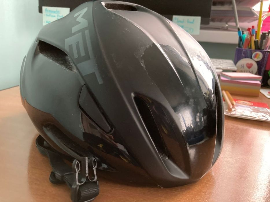Шлем (шолом) MET Manta, L Киев - изображение 1
