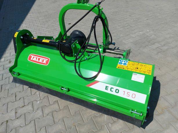 Rozdrabniacz Talex Eco 1,5 m z hydrauliką *kosiarka bijakowa*mulczer*
