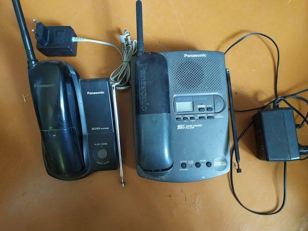 Радио телефон панасоник Panasonic рабочие