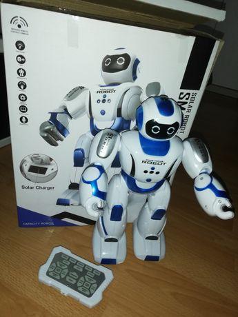 Robot solar smart
