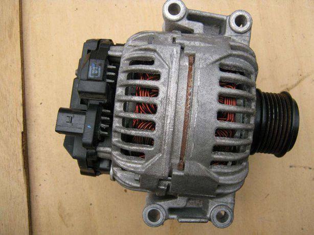 Audi A5 alternator 06H903016L Q5 SEAT ORYGINAŁ 14A Idealny BOSCH