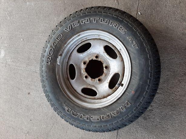 Kolo zapasowe Daihatsu Feroza 5x139,7