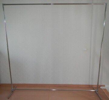 Каркас / стійка / стойка / конструкція / баннер / фотозона / 2 на 2