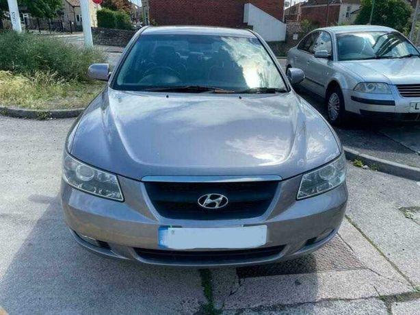 Разборка Hyundai Sonata