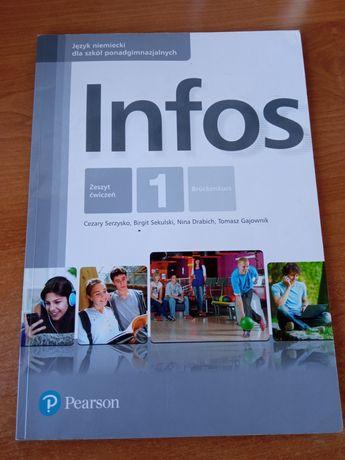 Infos 1 ćwiczenia do języka niemieckiego