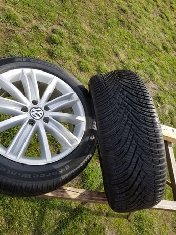 Комплект диски і шини 235/50 R18. 5 112 et43 цо 57.1