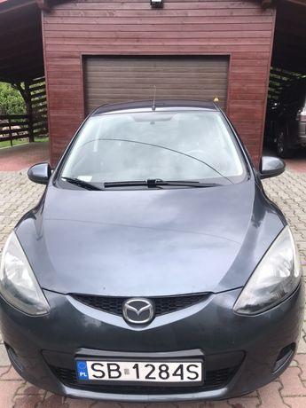 Mazda 2 / Garażowana / Bezwypadkowa