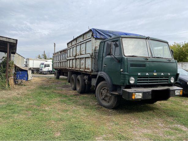Продам КамАЗ 5410 1988 з причіпом Kogel