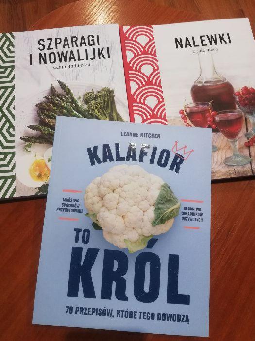 Zestaw 3 książek kulinarnych Kraków - image 1