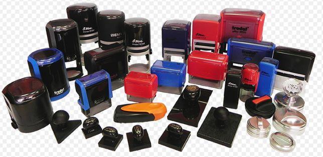 Печатка та штамп замовити, Без документів купити, Печатка по фото