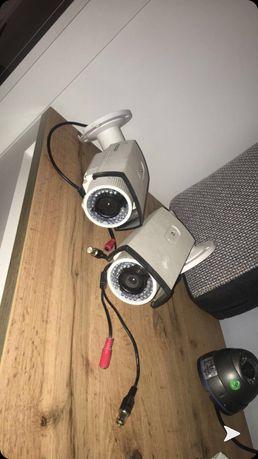 Kamery na atrapy