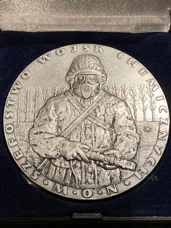 Medal Szefostwo Wojsk Chemicznych 1975. Mennica Państwowa