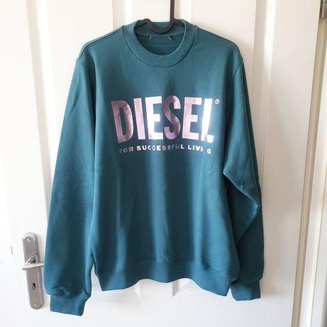 Nowa bluza diesel S