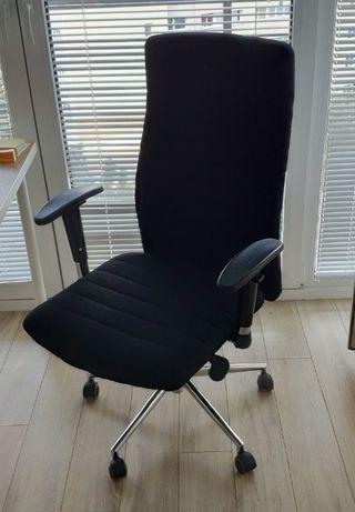 Fotel obrotowy Sol-Plus IFD-015 (x2) - idealny stan, okazja! FV