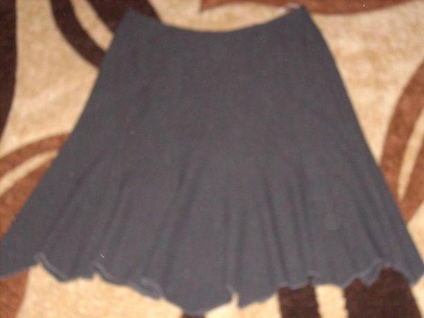 spódnica lekko kloszowana rozmiar 46