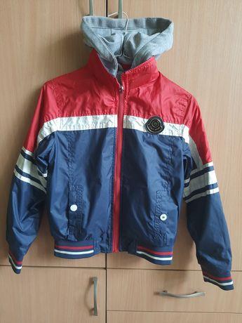 Куртка на мальчика р.134-140