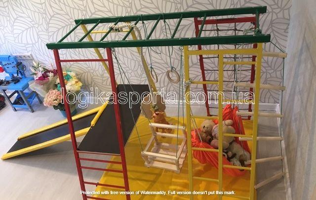 Детский спортивный комплекс, спортивный уголок, площадка, горка,