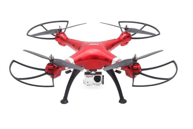 Dron SYMA X8HG z kamerą HD i funkcją zawisu