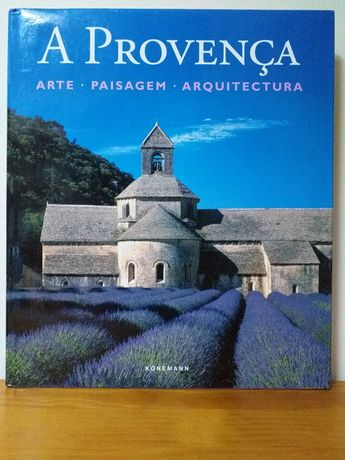 Livro sobre a Provença
