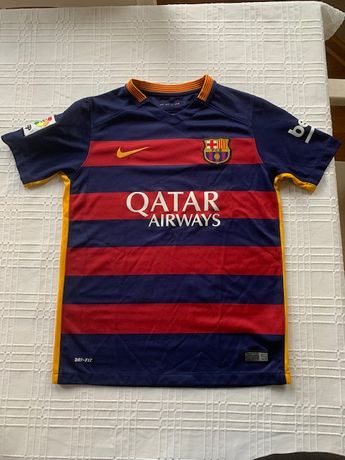 Domowa koszulka FC Barcelona Nike sezon 2015/16