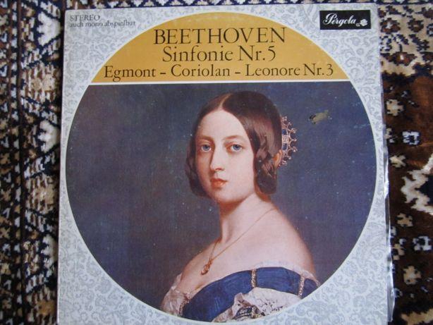 Винил Beethoven Sinfonie № 5