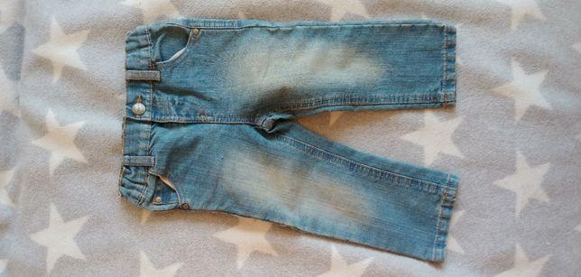 jeansy dziecięce Kabi, roz. 77-82