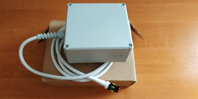 """Агронавігатор, система паралельного водіння GPS для трактра """"Промінь2"""""""
