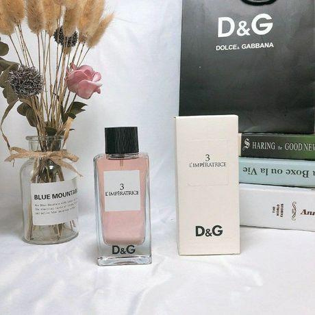 Женская туалетная вода Dolce Gabbana Anthology L`Imperatrice 3