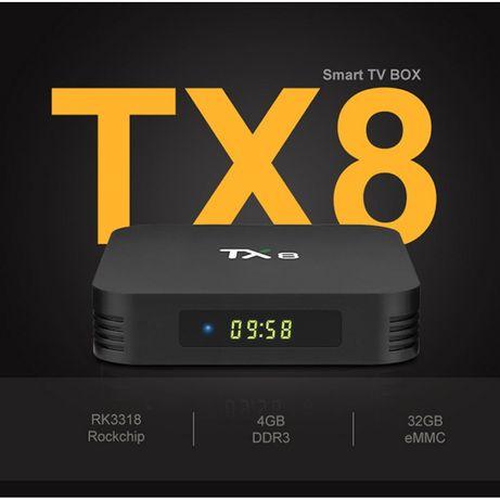 Медиаплеер Tanix TX8 RK3318 4/32Gb