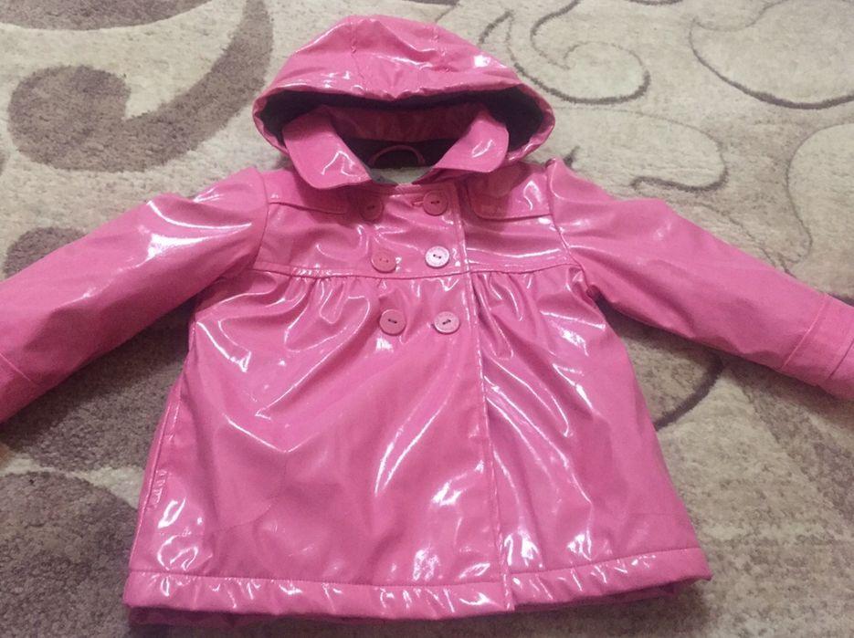 Пальто лаковое для девочки Харьков - изображение 1
