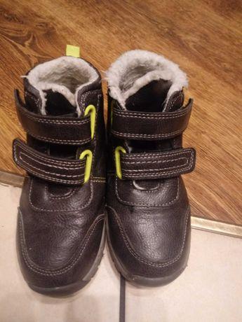 Buty zimowe chlopiece