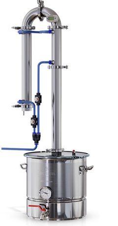 "Дистиллятор колонна 1.5"" -2 дюйма ,51 мм"