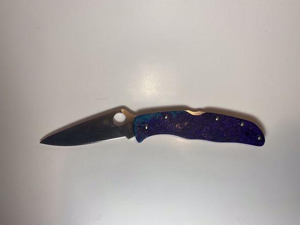 Складной нож , Spyderco Endura 4 ,оригинал, edc