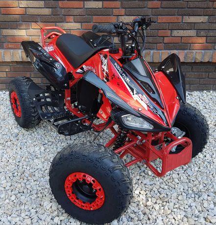 Quad KXD 004 carbon 125 cc Nowy quad KXD raptor Guad